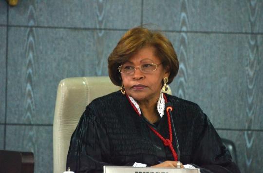 A desembargadora Anildes Cruz foi a relatora do processo