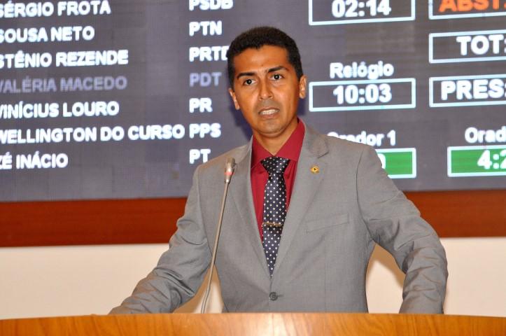 Marco Aurélio quer saber do Conselhão no governo Roseana