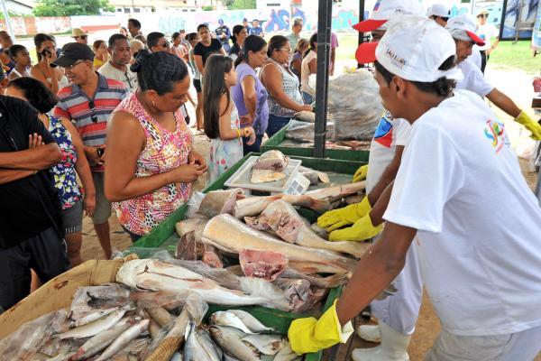 Prefeitura inicia nova edição do Peixe na Mesa nesta sexta-feira