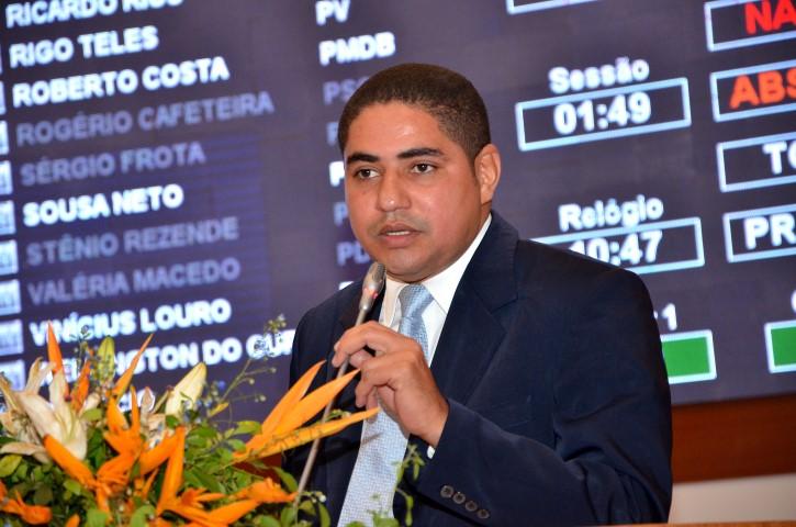 Requerimento é do deputado Zé Inácio Rodrigues