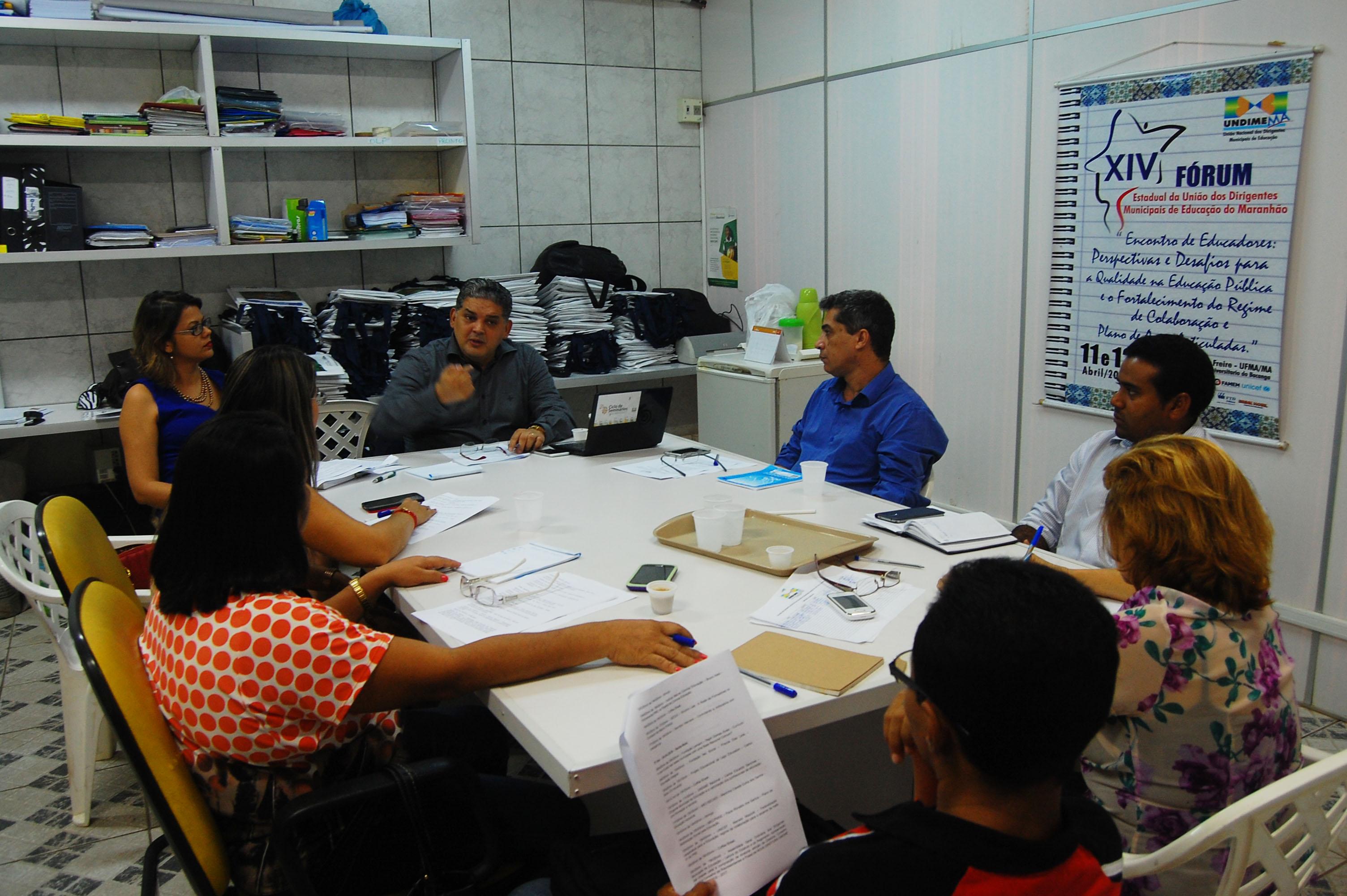 A realização do evento foi assegurada em reunião da diretoria executiva da Undime-MA, realizada na última sexta-feira, 17 de abril