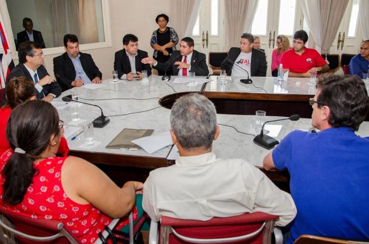 Reunião discutiu a questão