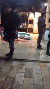 Assalto em Panaquatira terminou com a morte de cinco pessoas que aproveitavam o fim de semana em Panaquatira