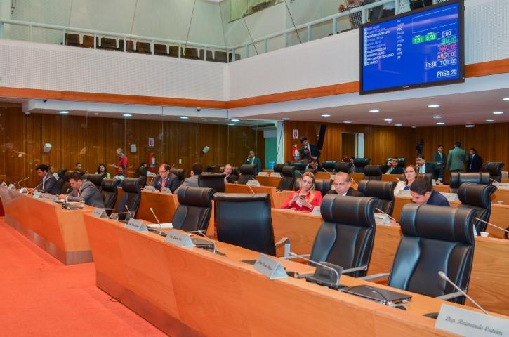 Projeto de Lei com a alteração tramita na Assembleia Legislativa