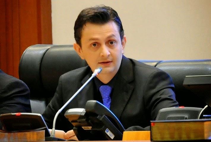 Vereador Leonardo Sá