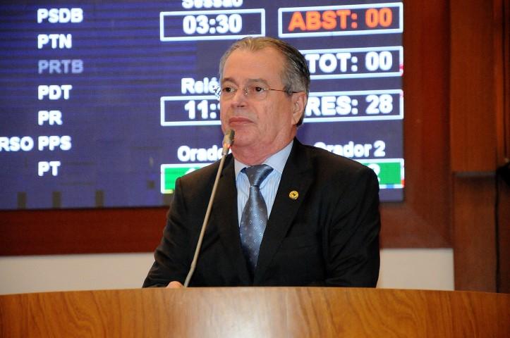 De acordo com o deputado Levi Pontes, a auditoria constata que no contrato existem comprovadamente crimes como atos de improbidade administrativa