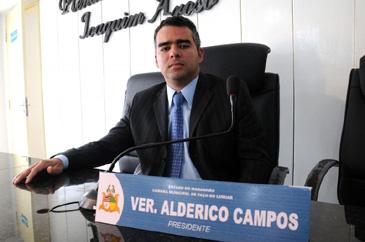 Foto: Neidson Moreira - O ex-presidente da Câmara Municipal de Paço do Lumiar, Alderico Campos
