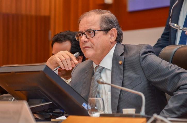 Presidente da Assembleia Legislativa, deputado Humberto Coutinho, presidirá sessão na Assembleia Legislativa nesta segunda-feira