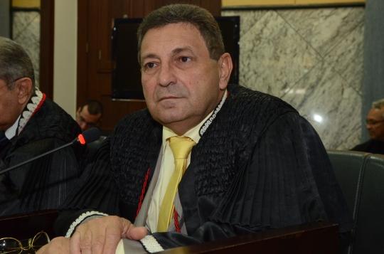 O decano do TJMA, desembargador Bayma Araújo, foi o relator do processo (Foto: Ribamar Pinheiro)