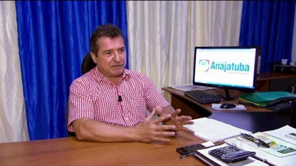 Prefeito de Anajatuba foi preso durante a operação Attalea