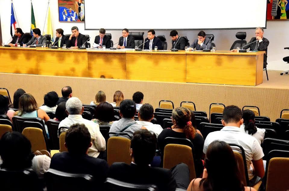 Audiência pública foi realizada na Assembleia Legislativa