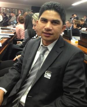 Beto Pixuta, prefeito de Matinha