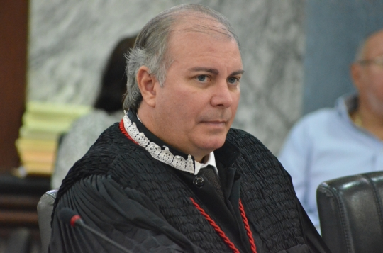 O desembargador Fróz Sobrinho foi o relator do processo (Foto: Ribamar Pinheiro)