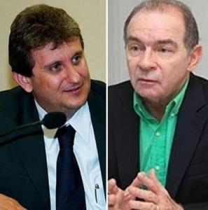 Youssef e João Abreu