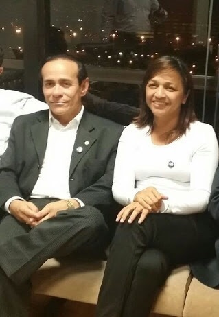 Pinto Itamaraty tem sido visto, constantemente, conversando com a pré-candidata Eliziane Gama