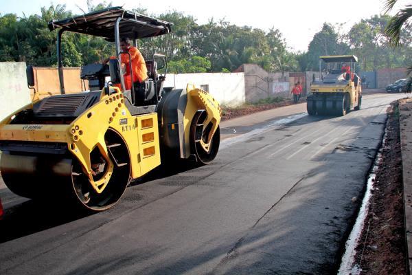 Avenida Interbairros vai permitir mais mobilidade na região