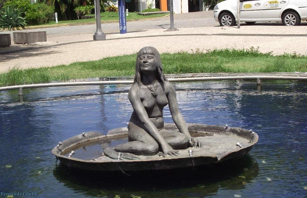 Escultura de artista maranhense passará por restauração