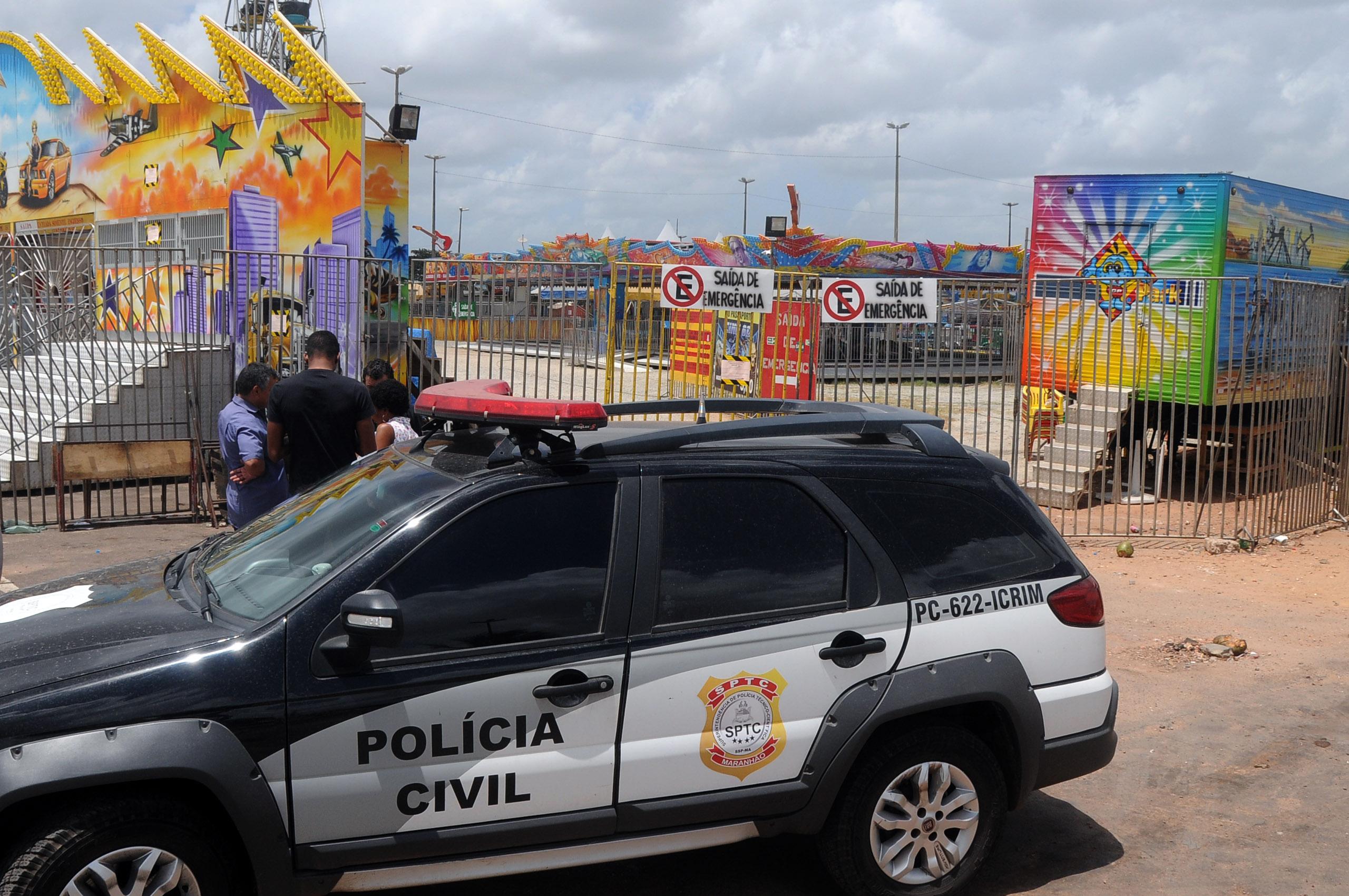 Golden Park foi interditado após acidente
