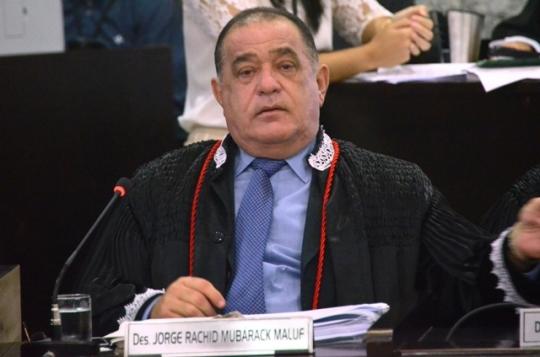 ADes. Jorge Rachid manteve ordem para recuperar estradas (Foto: Ribamar Pinheiro)