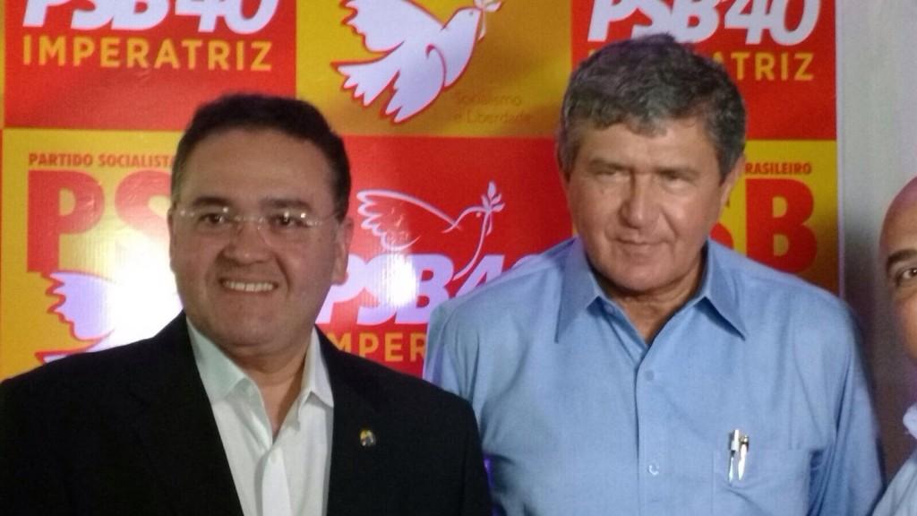 Roberto Rocha está se aproximando de figuras históricas do grupo Sarney