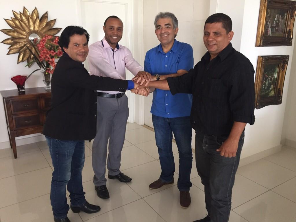 Reunião, com a presença de Beto Castro, discutiu adesão de novos filiados