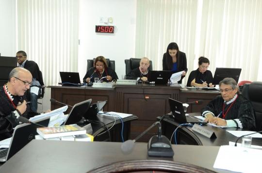 Os desembargadores da 2ª Câmara Cível do TJMA fixaram indenização de R$ 40 mil (Foto: Ribamar Pinheiro)
