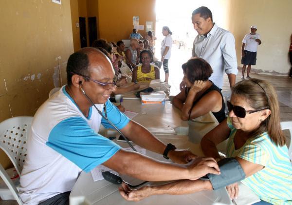 Prefeitura realiza triagem para avaliar desempenho de aposentados e idosos no projeto Viver Mais