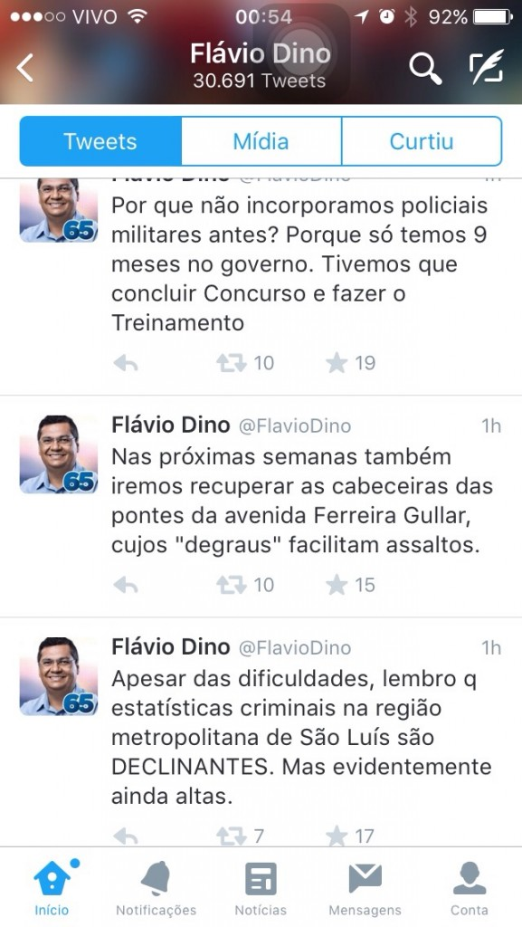flavio twitter
