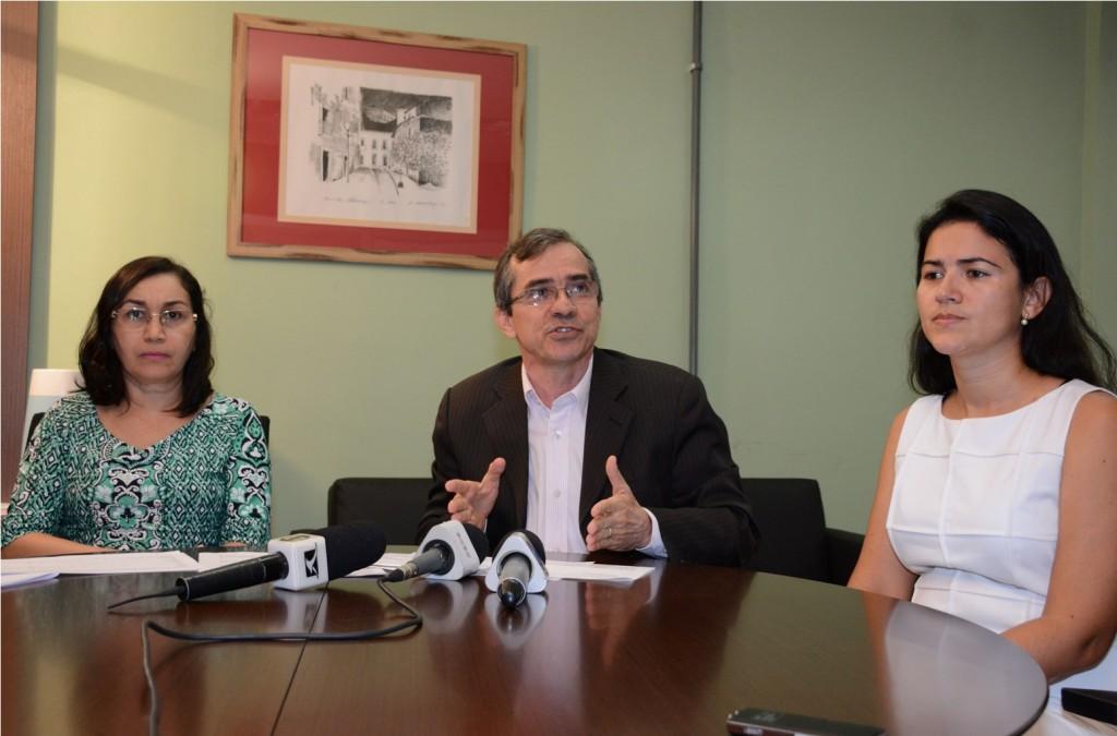 Em entrevista coletiva concedida nesta segunda-feira (16), foi esclarecida a situação do Maranhão em relação à doença