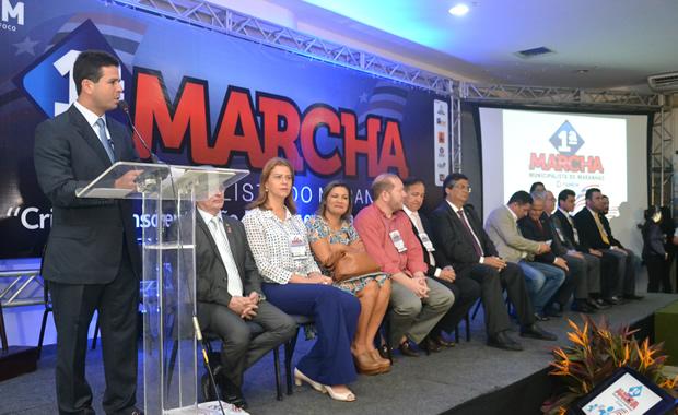 Marcha municipalista foi realizada na semana passada, em São Luís