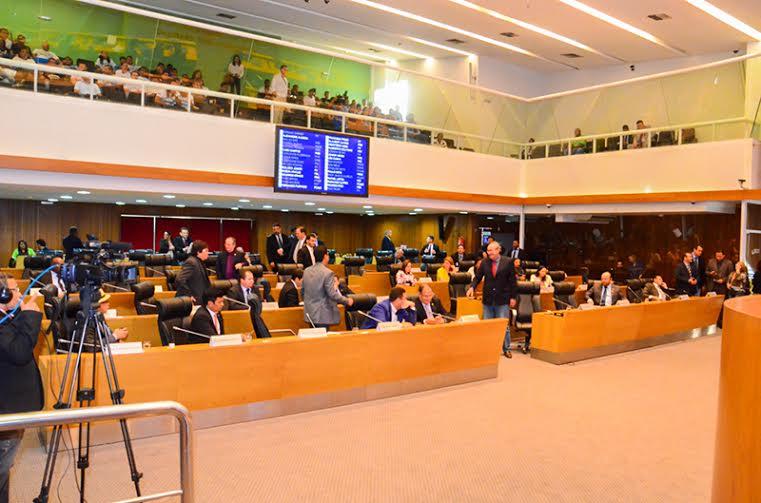 Assembleia aprovou orçamento de 2016 em sessão extraordinária