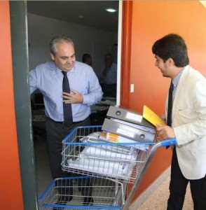 Chefe da Casa Civil, Marcelo Tavares, está passando o pano em tudo