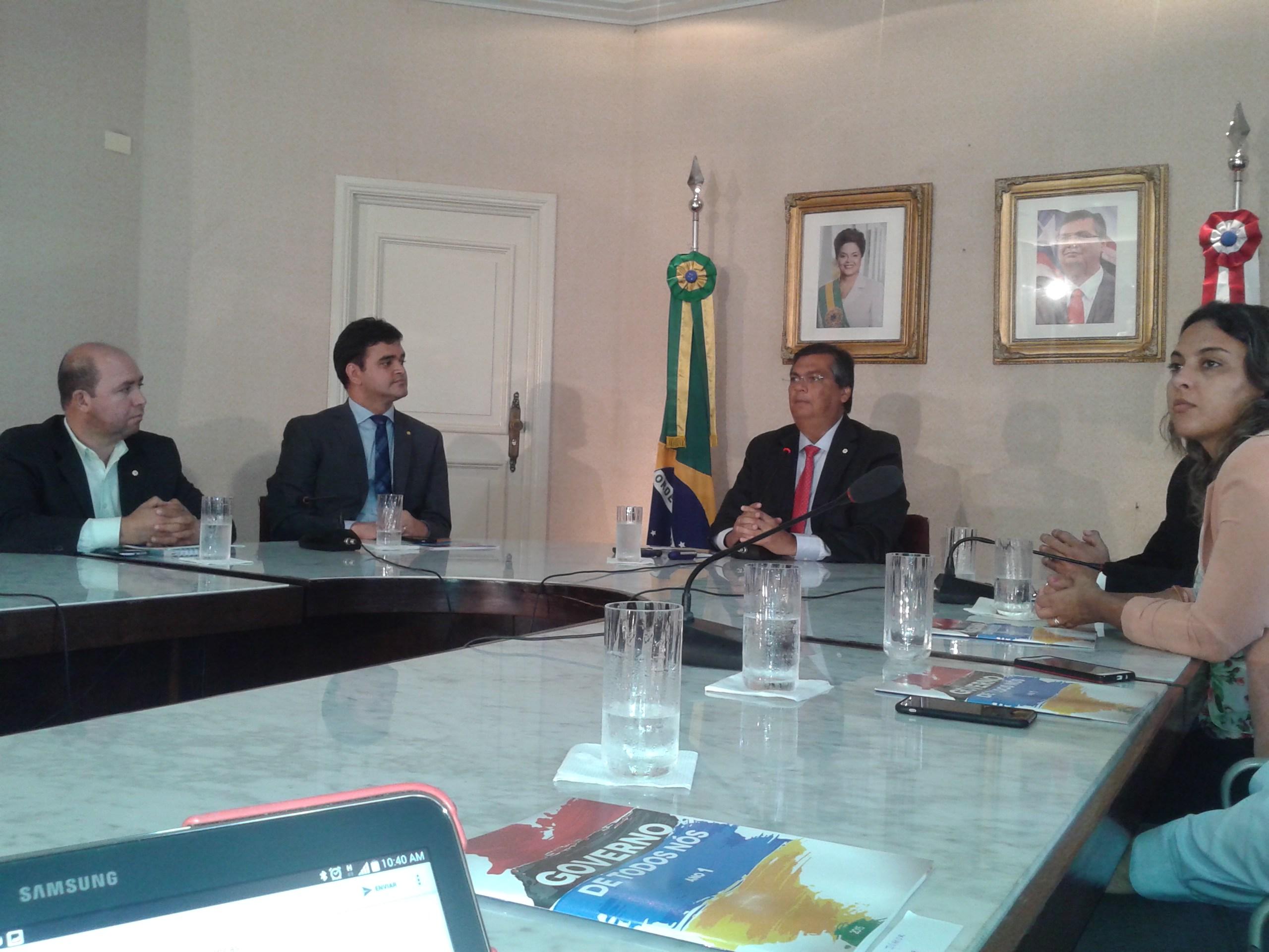 Governador anunciou Diogo Galdino como novo secretário de Cultura e Turismo