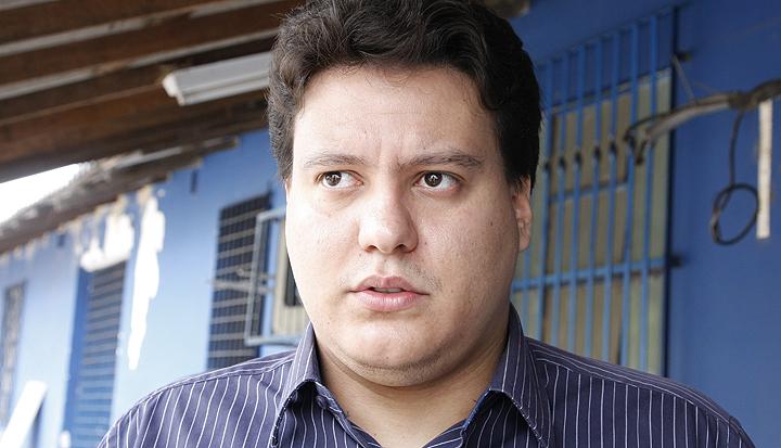 Felipe Camarão será substituído na Secma