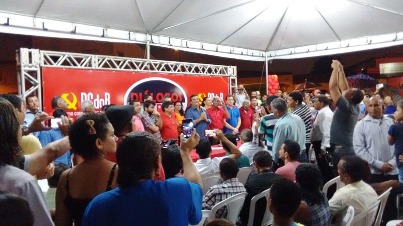 Domingos Dutra é pré-candidato a prefeito em Paço do Lumiar