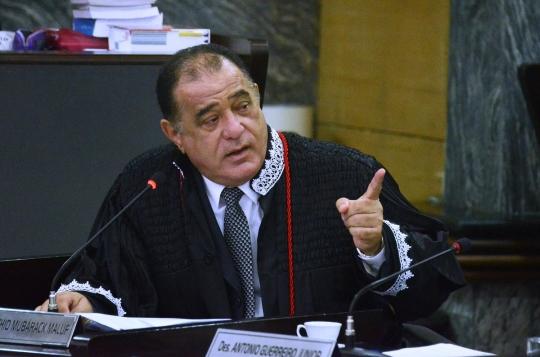 O desembargador Jorge Rachid foi o relator do processo (Foto: Ribamar Pinheiro)