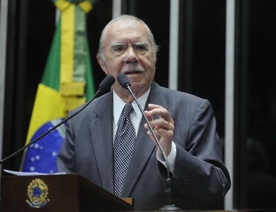 Machado gravou várias conversas com políticos do PMDB depois de fechar acordo de delação premiada