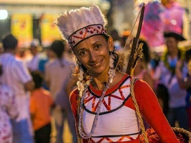 Ana Duarte era bailarina e foi assassinada por assaltantes no sábado passado
