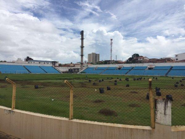 Estádio entrará em reforma a partir desta segunda-feira