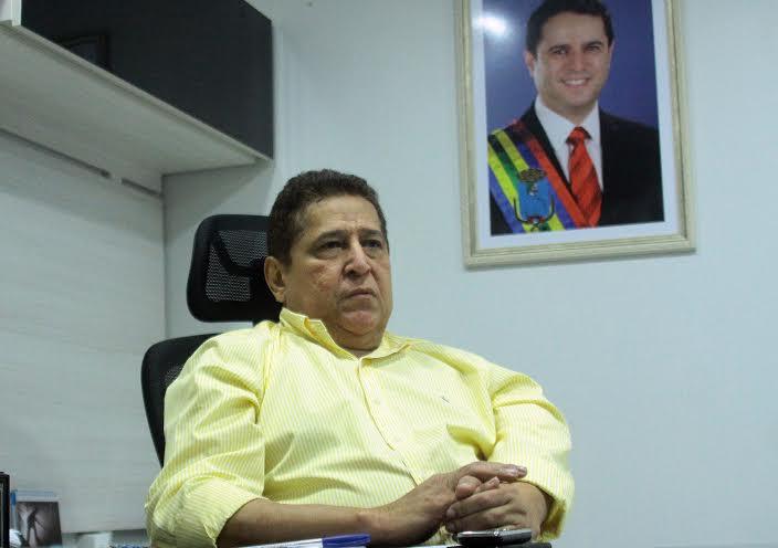 Secretário de Trânsito e Transportes, Canindé Barros