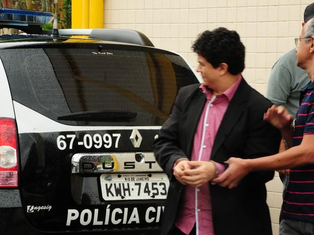 Donato Brandão foi preso no Rio de Janeiro