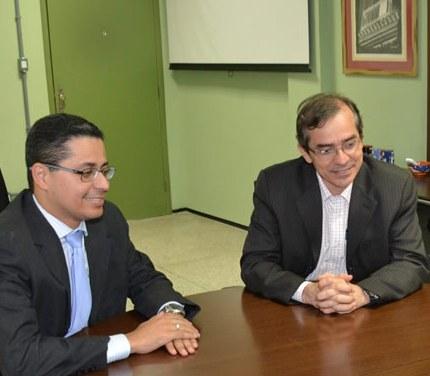Marcos Pacheco foi exonerado nesta terça. Assumiu a pasta Carlos Lula