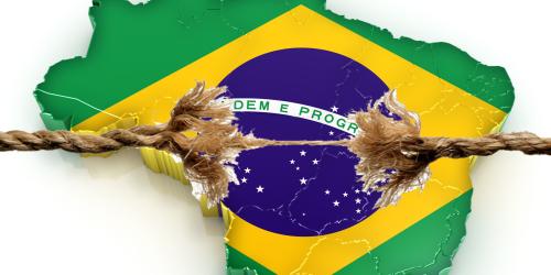 Brasil por um fio