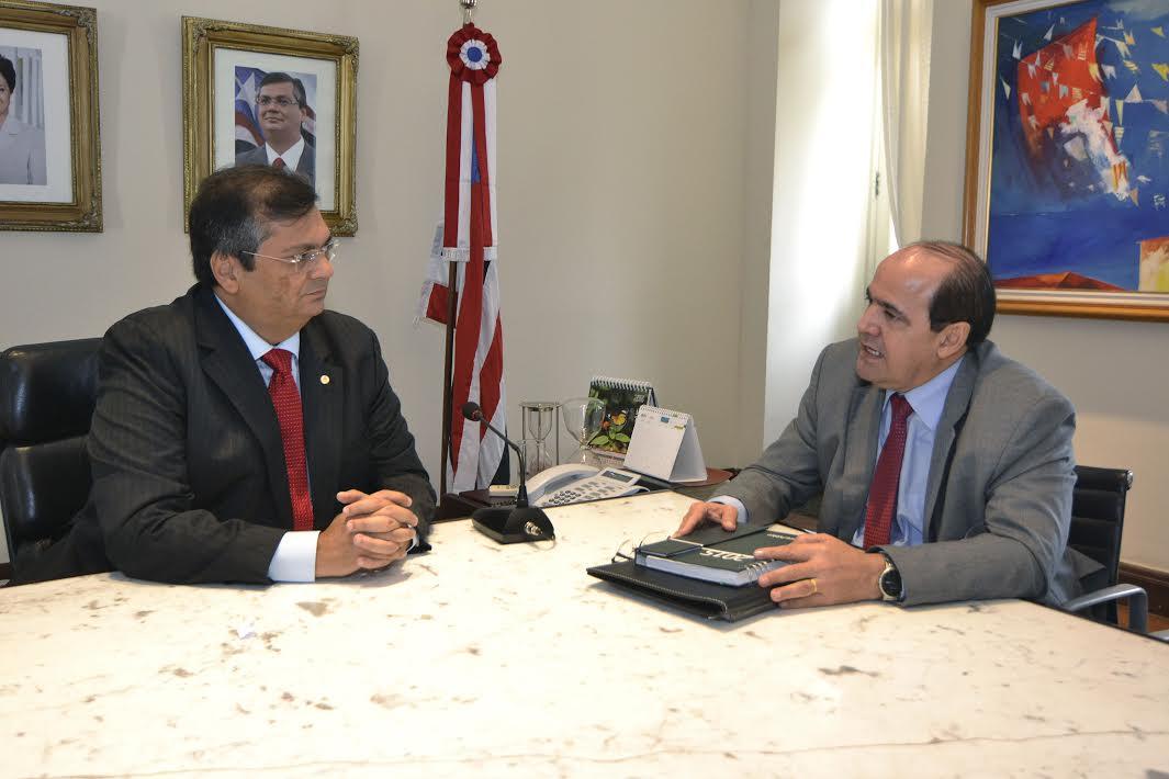 Flávio Dino nomeou o novo procurador geral do Estado