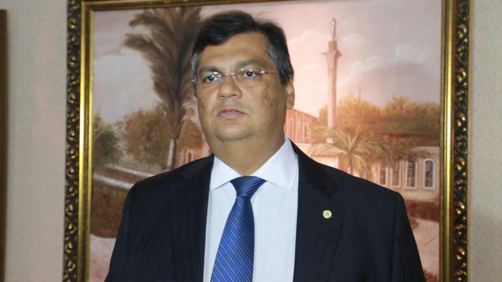 Governador Flávio Dino diz que o governo não cederá às chantagens dos bandidos