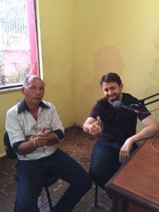 Leonardo Sá concedeu entrevista a João Moraes