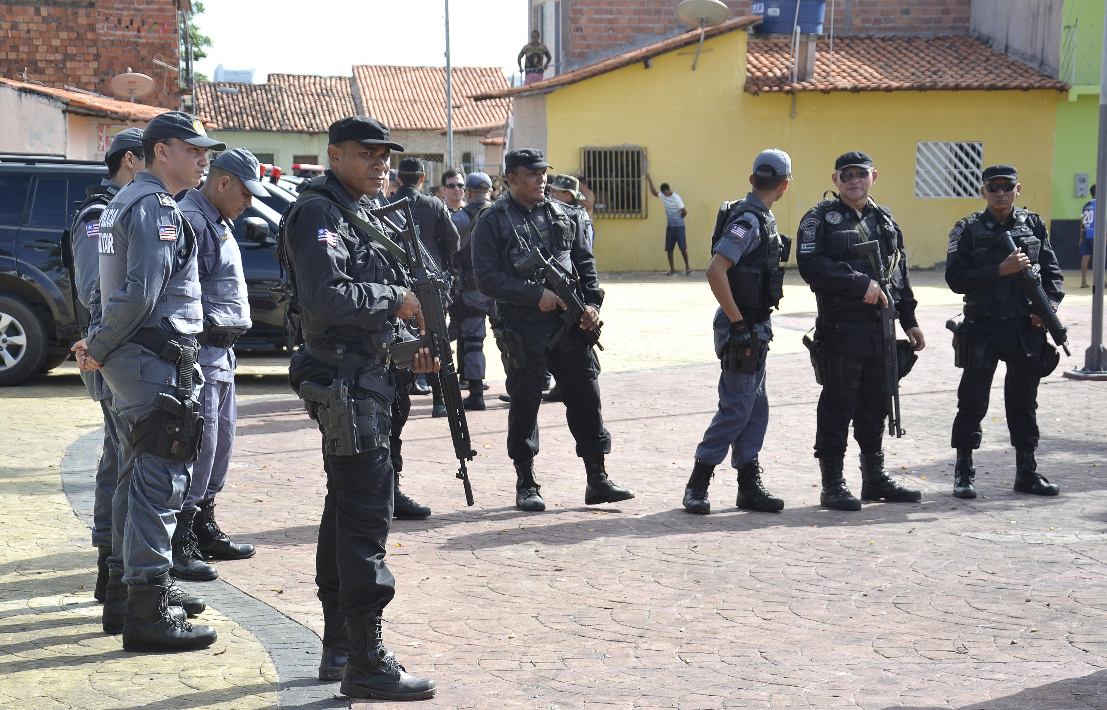 As informações levantadas pela investigação da Segurança foram apresentadas ao Poder Judiciário ainda na manhã desta sexta