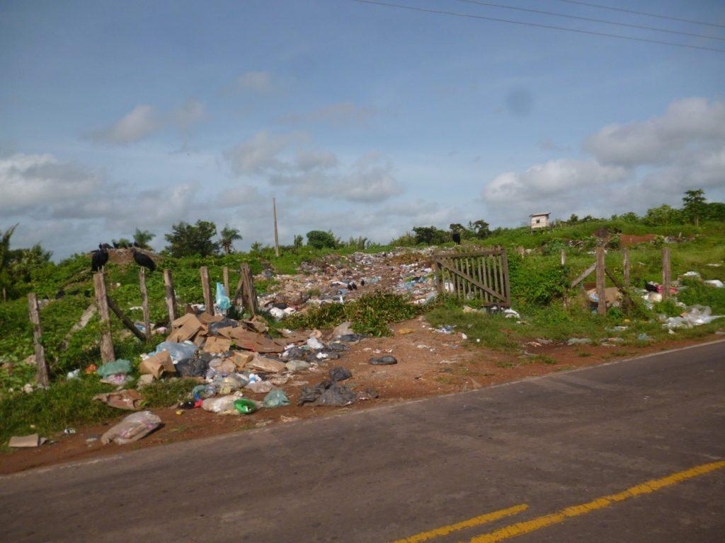 Município de São Vicente de Férrer vive em estado de abandono
