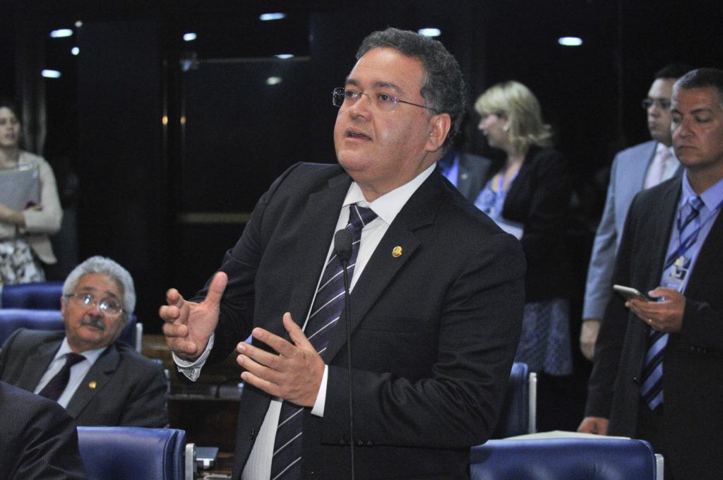 O senador lembrou que o projeto é de autoria do então deputado federal e hoje governador, Flávio Dino