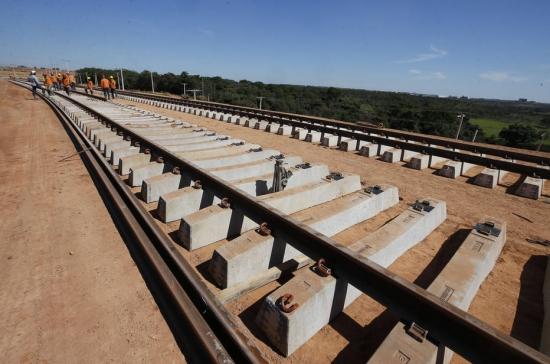 Ferrovia Norte-Sul também é alvo de investigações